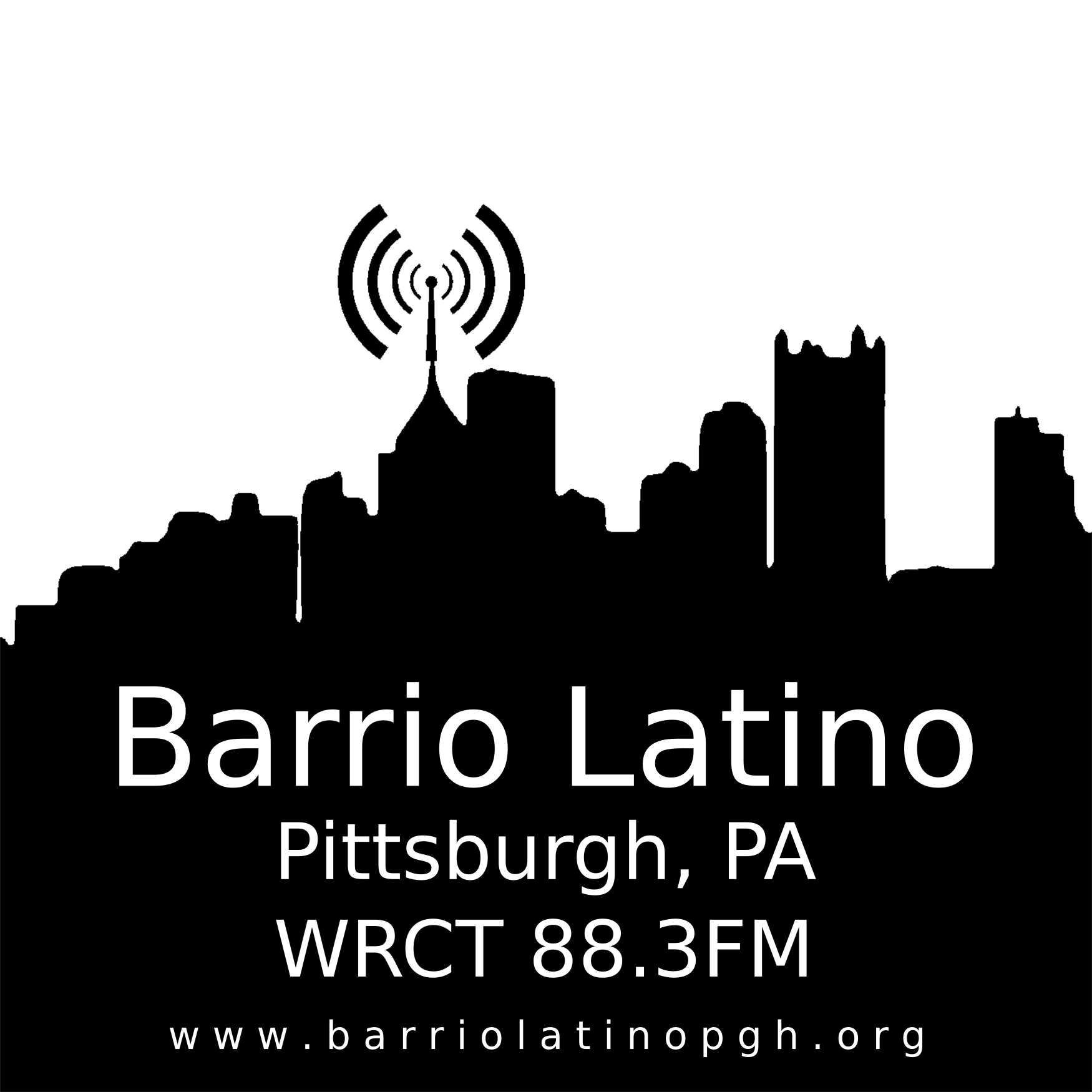 Barrio Latino WRCT 88.3FM Pittsburgh